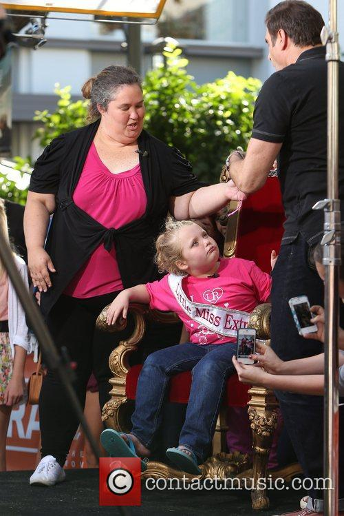 Here Comes Honey Boo, Boo, Alana Thompson and Mama June 20