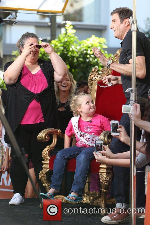 Here Comes Honey Boo, Boo, Alana Thompson and Mama June 23