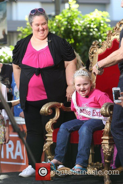 Here Comes Honey Boo, Boo, Alana Thompson and Mama June 21