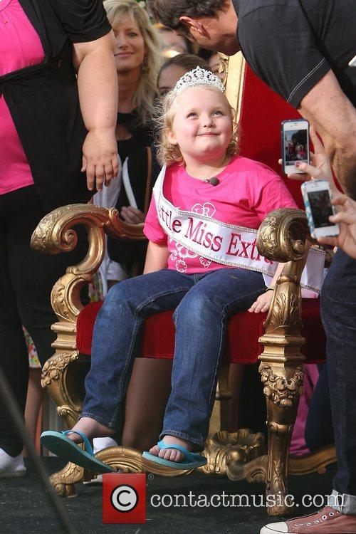 Here Comes Honey Boo, Boo, Alana Thompson and Mama June 18