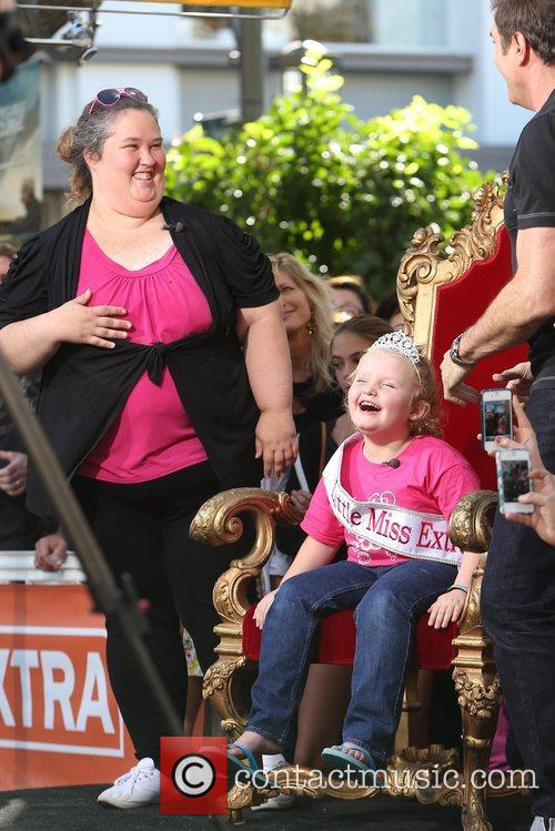 Here Comes Honey Boo, Boo, Alana Thompson and Mama June 22