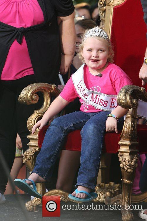 Here Comes Honey Boo, Boo, Alana Thompson and Mama June 14