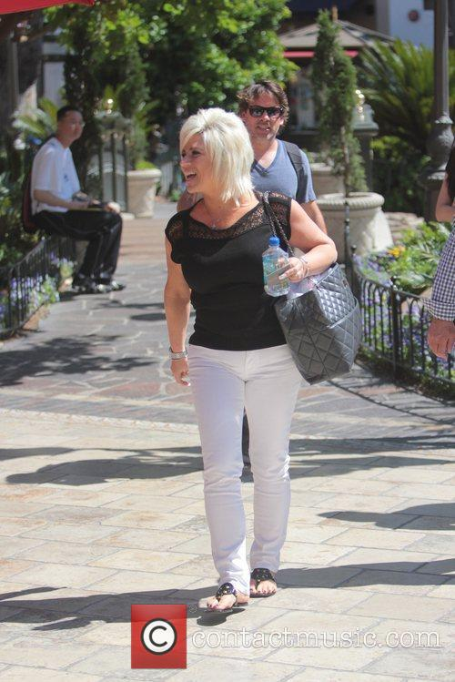 Celebrities at The Grove to appear on the...
