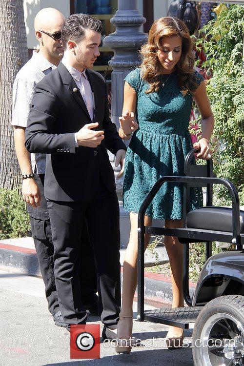 Kevin Jonas and Danielle Deleasa 5