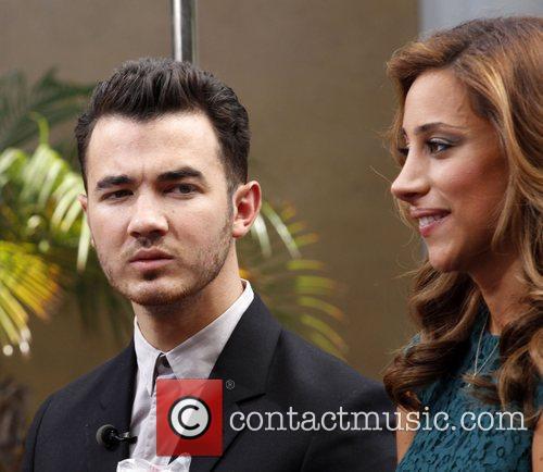 Kevin Jonas and Danielle Deleasa 1