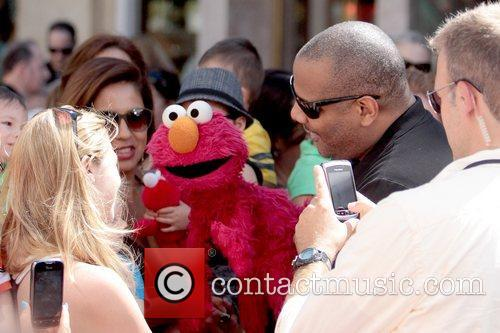 Kevin Clash and Elmo 6