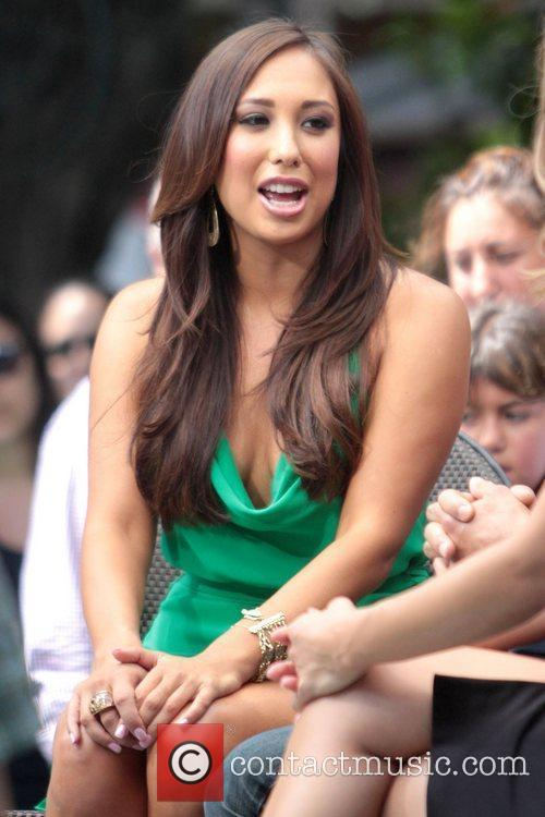 Cheryl Burke at The Grove to appear on...