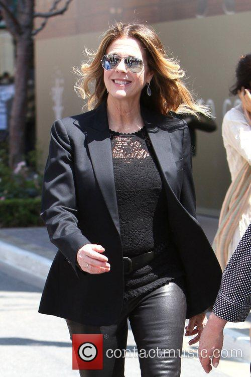 rita wilson celebrities appear on the entertainment 5833253