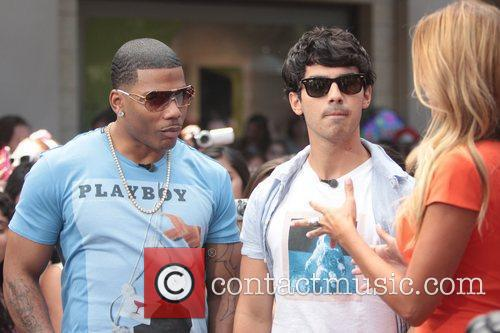 Nelly, Joe Jonas
