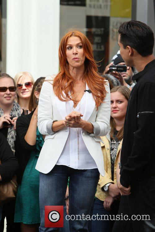 Poppy Montgomery and Mario Lopez 17