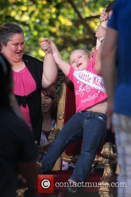 Here Comes Honey Boo, Boo, Alana Thompson and Mama June 41