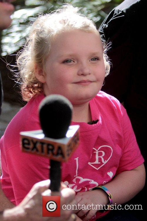 Here Comes Honey Boo, Boo, Alana Thompson and Mama June 35