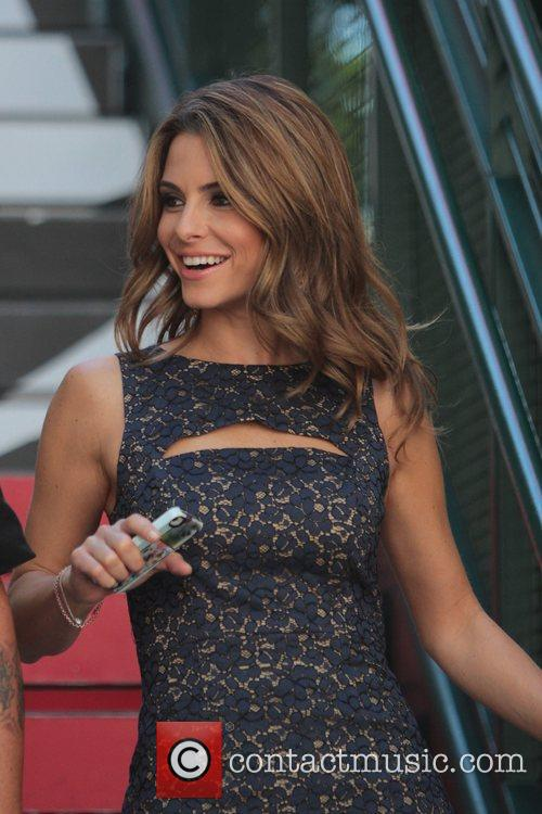maria menounos at the grove to appear 5933852