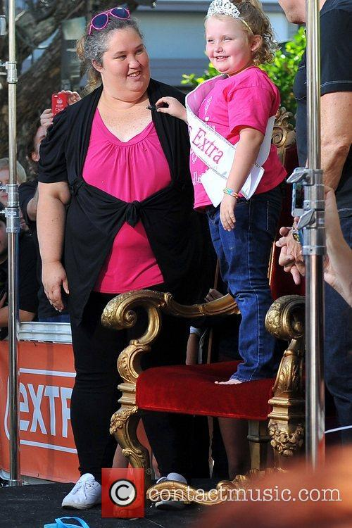 Here Comes Honey Boo, Boo, Alana Thompson and Mama June 31