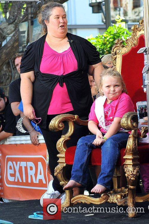 Here Comes Honey Boo, Boo, Alana Thompson and Mama June 34