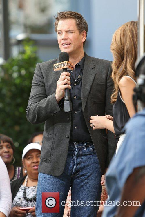 Michael Weatherly and Maria Menounos 3