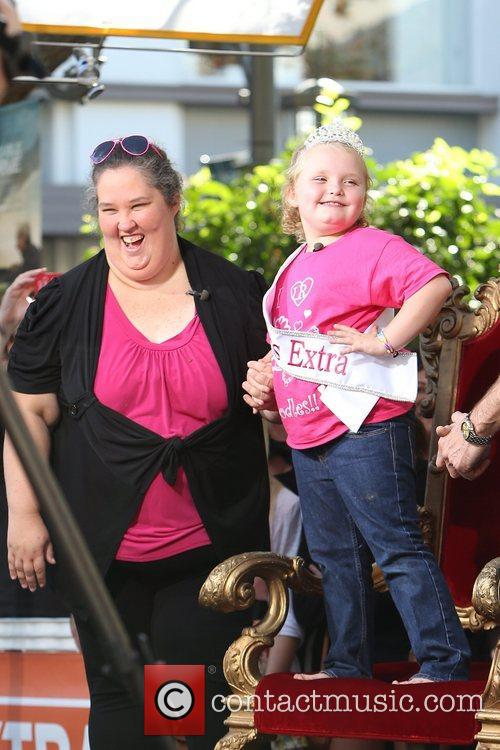 Here Comes Honey Boo, Boo, Alana Thompson and Mama June 51