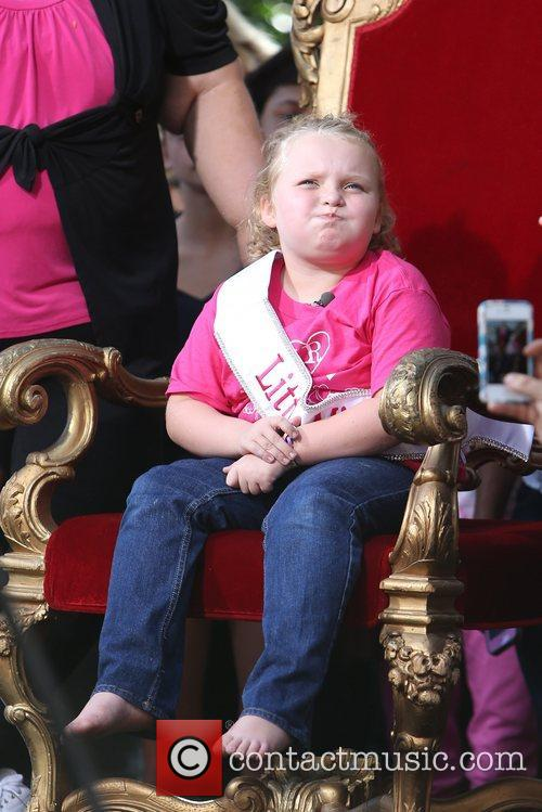 Here Comes Honey Boo, Boo, Alana Thompson and Mama June 54
