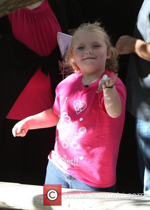 Here Comes Honey Boo, Boo, Alana Thompson and Mama June 52