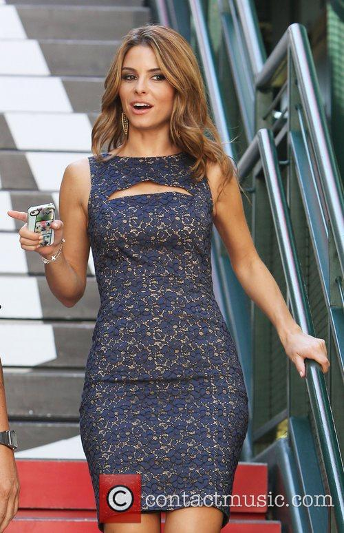 maria menounos at the grove to appear 4127690
