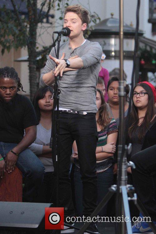Conor Maynard Celebrities at The Grove to appear...