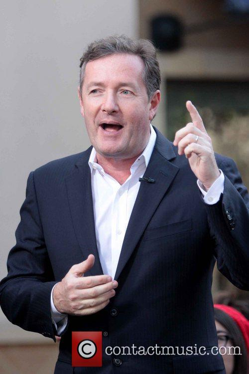 Piers Morgan The Grove