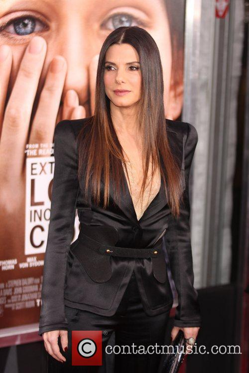 Sandra Bullock and Ziegfeld Theatre 8