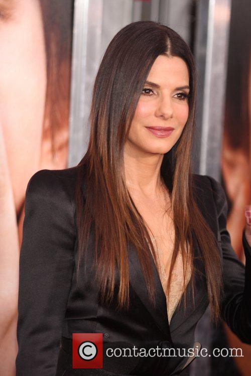 Sandra Bullock and Ziegfeld Theatre 3