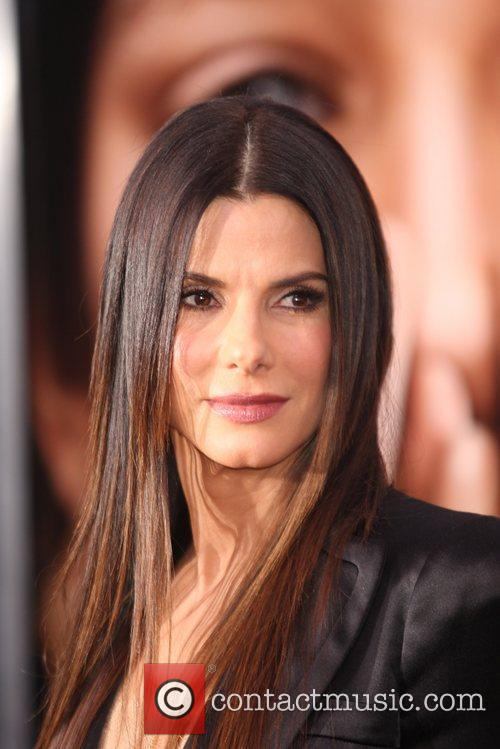 Sandra Bullock and Ziegfeld Theatre 12