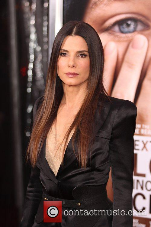 Sandra Bullock and Ziegfeld Theatre 14