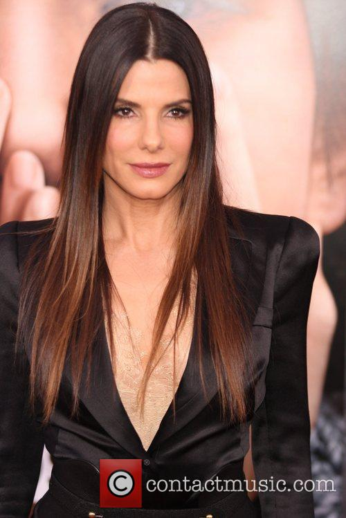 Sandra Bullock and Ziegfeld Theatre 13