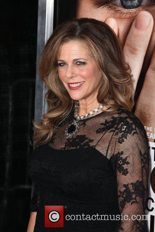 Rita Wilson and Ziegfeld Theatre 2