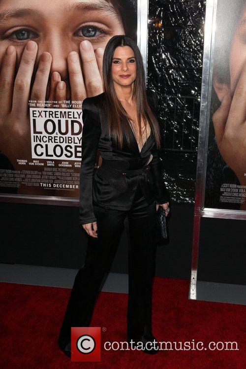 Sandra Bullock and Ziegfeld Theatre 19