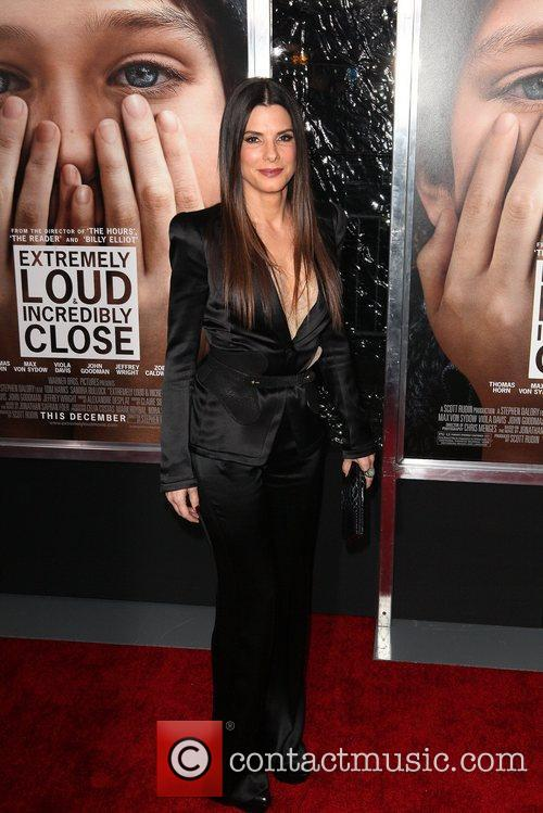 Sandra Bullock and Ziegfeld Theatre 17
