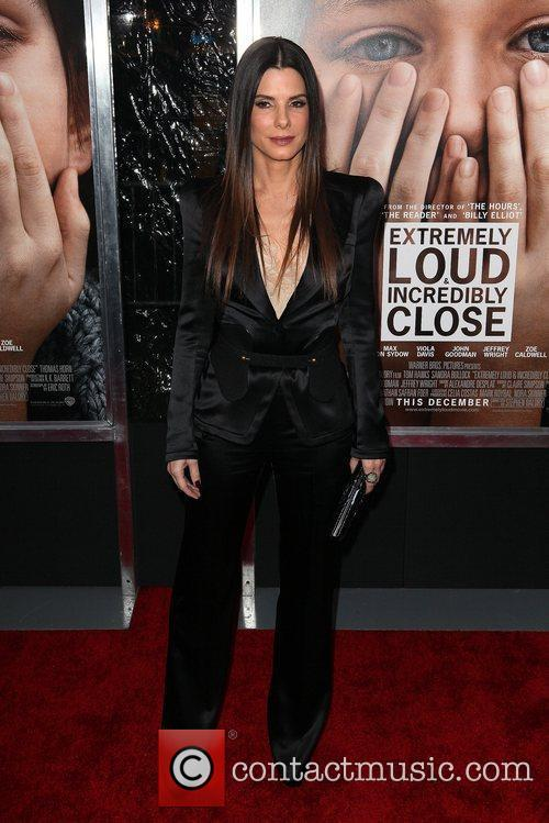 Sandra Bullock and Ziegfeld Theatre 24