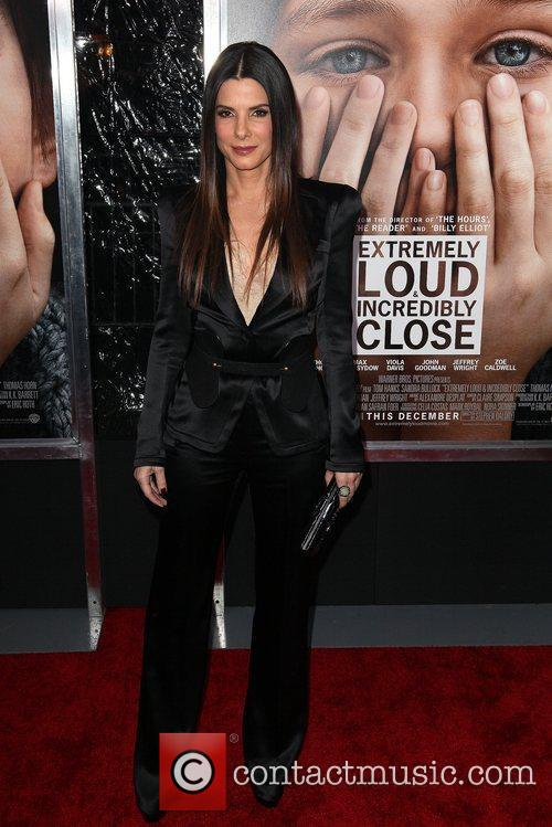 Sandra Bullock and Ziegfeld Theatre 18