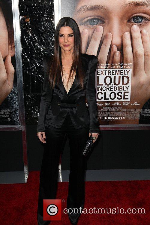 Sandra Bullock and Ziegfeld Theatre 15