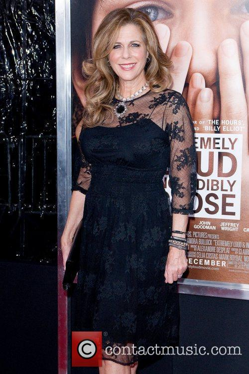 Rita Wilson and Ziegfeld Theatre 1