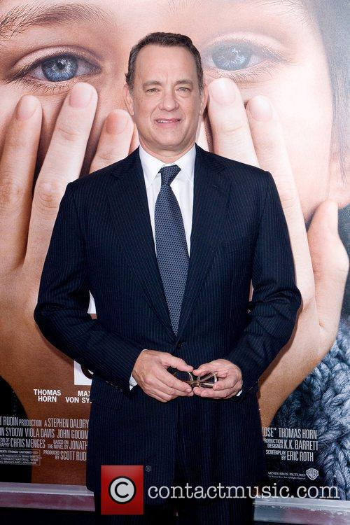 Tom Hanks and Ziegfeld Theatre 1