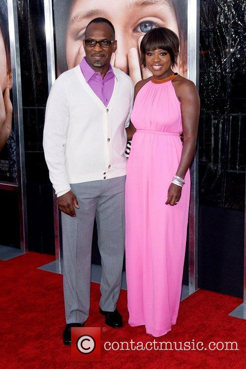 Viola Davis and Ziegfeld Theatre 2