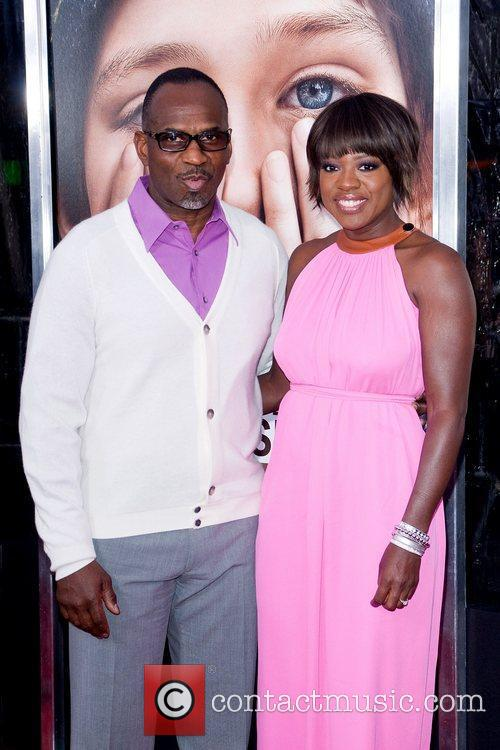 Viola Davis and Ziegfeld Theatre 5