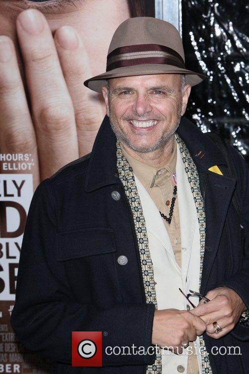 Joe Pantoliano and Ziegfeld Theatre 1