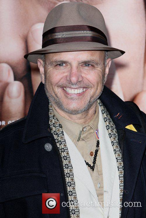 Joe Pantoliano and Ziegfeld Theatre 3