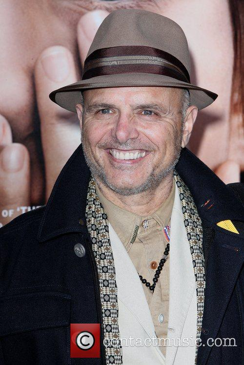 Joe Pantoliano and Ziegfeld Theatre 2
