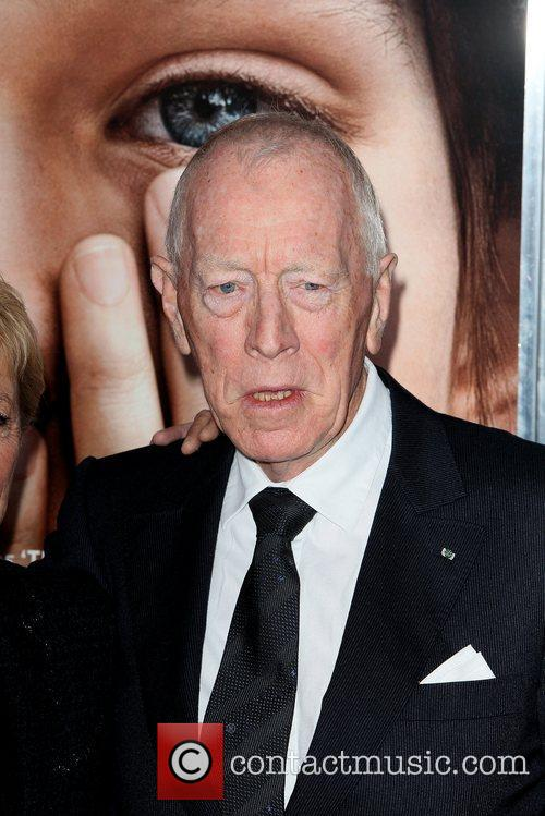 Max Von Sydow and Ziegfeld Theatre 2