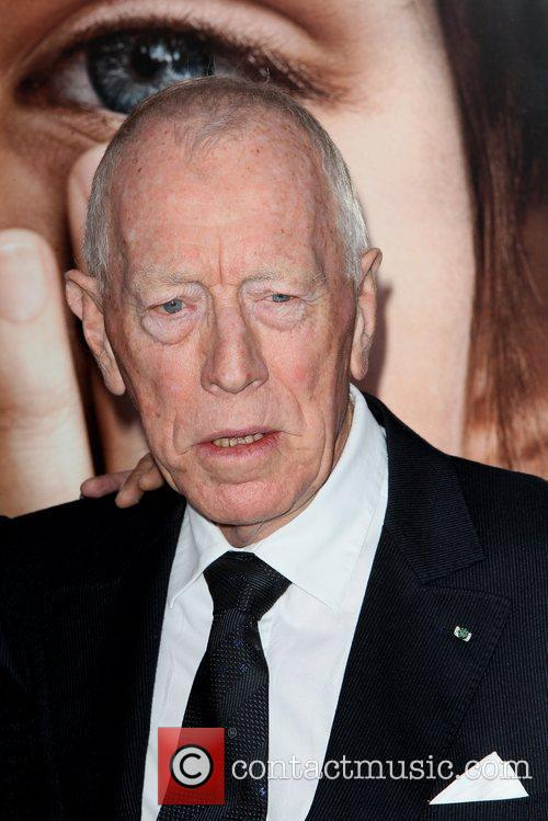 Max Von Sydow and Ziegfeld Theatre 3
