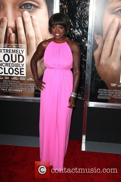 Viola Davis and Ziegfeld Theatre 8