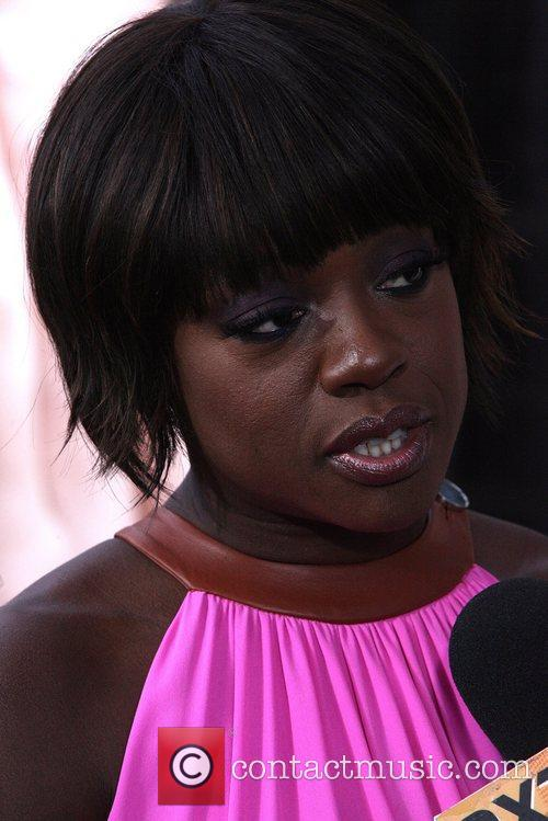 Viola Davis and Ziegfeld Theatre 6