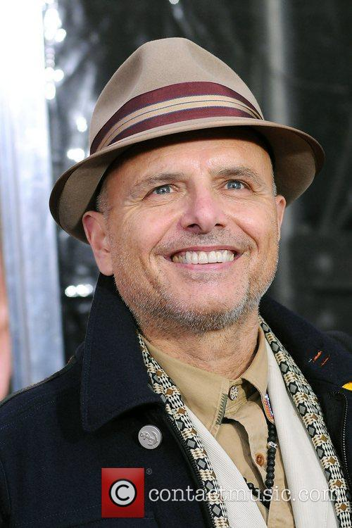Joe Pantoliano and Ziegfeld Theatre 5