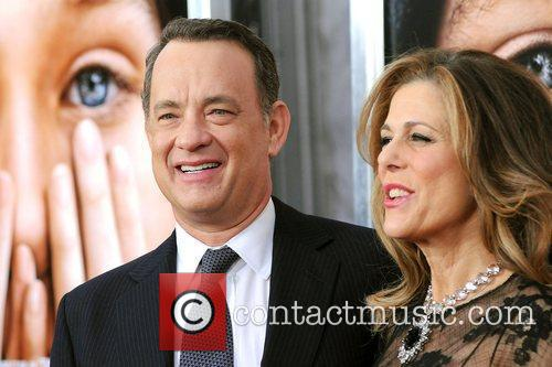 tom hanks at the new york premiere 3658978